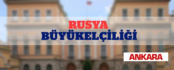 Rusya Büyükelçiliği