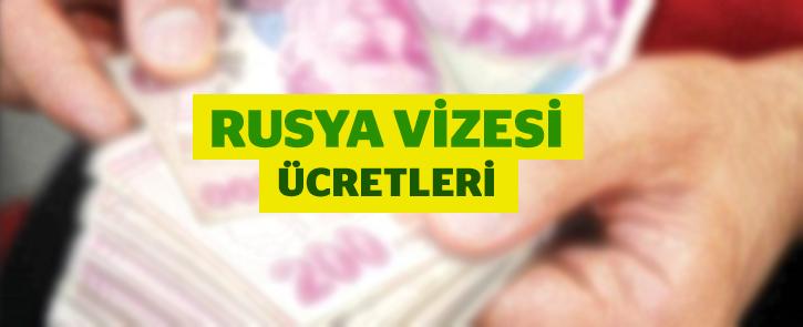 Rusya Vize Ücreti : 2017 sezonu için