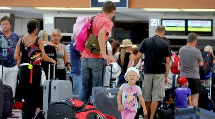 Bu Yıl İlk Yedi Ayında Antalya'ya Rusya'dan Gelen Turist Sayısı 2 Milyon